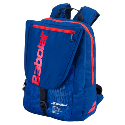 Babolat Tournament Backpack - Blue/Red