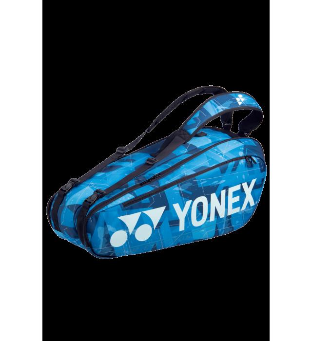 Yonex Pro Racket Bag 6 pcs - Water Blue