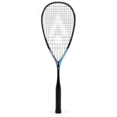 Karakal Raw 130 Squash Racket - Black/Blue