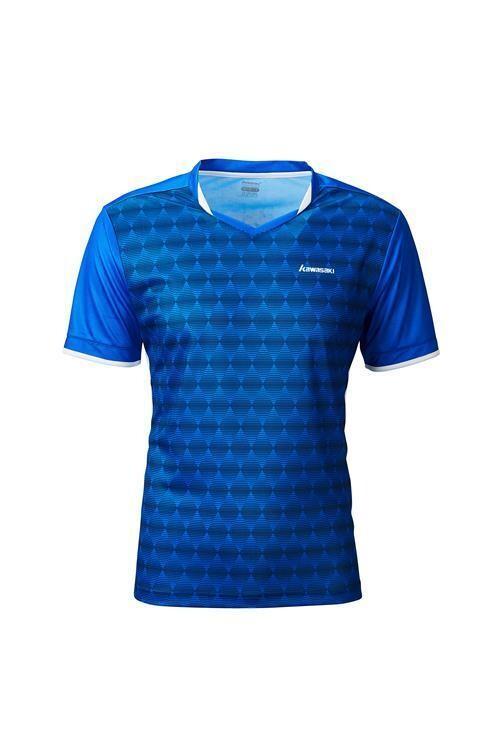 Kawasaki R1222 Shirt - Blue