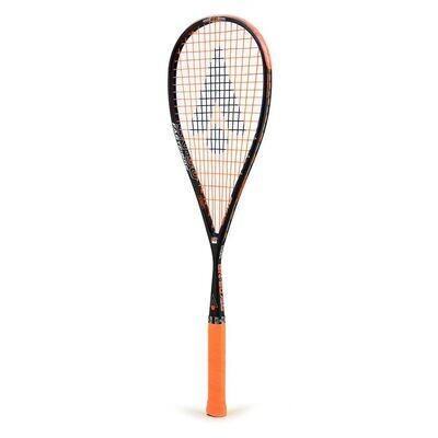 Karakal SN 90 FF Squash Racket - Black/Orange