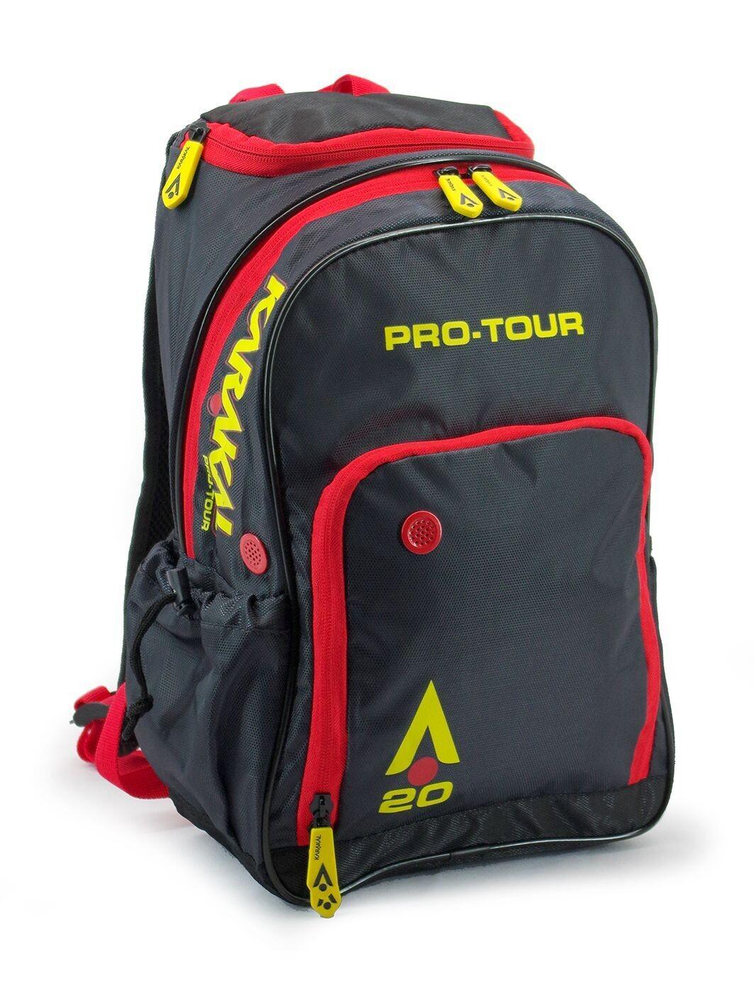 Karakal Pro Tour 20 Backpack - Black