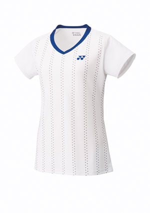 Yonex Womens Cap Sleeve Top - White