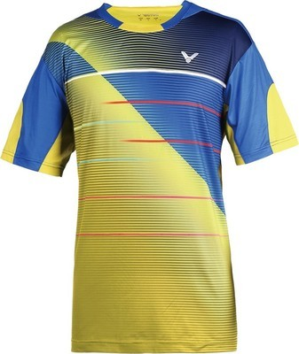 Victor Korea Team Shirt Unisex - Yellow
