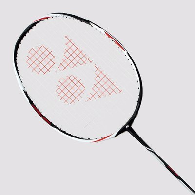 Yonex Duora Z-Strike Badminton Racket - Black/White