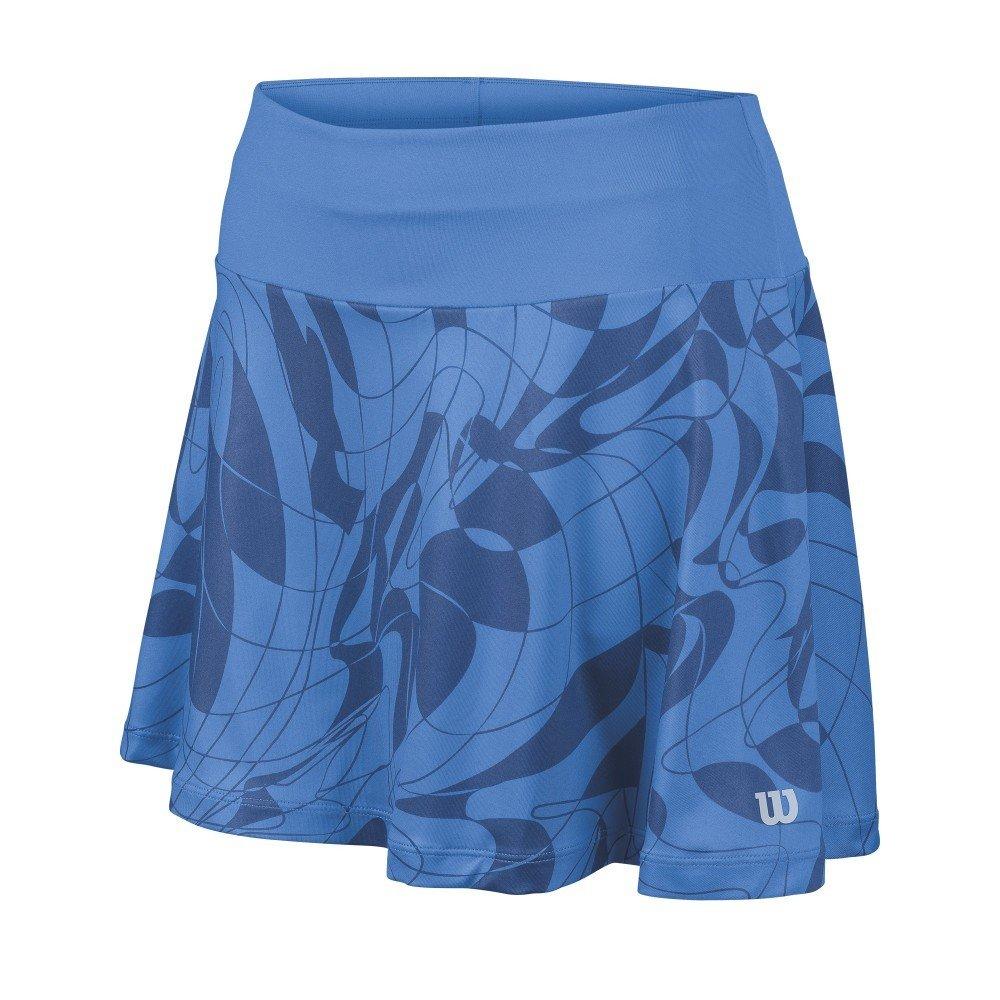 Wilson 13.5 Tennis Skirt - Regatta Blue
