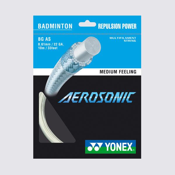 Yonex BG Aerosonic Badminton String Set