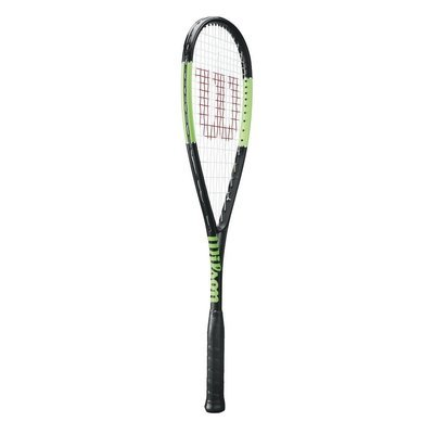 Wilson Blade Countervail Squash Racket - Black/Green