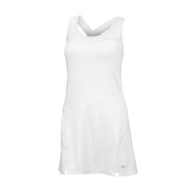 Wilson Team Dress - White