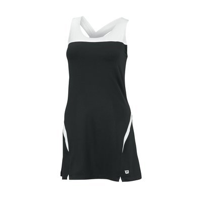 Wilson Team Dress - Black