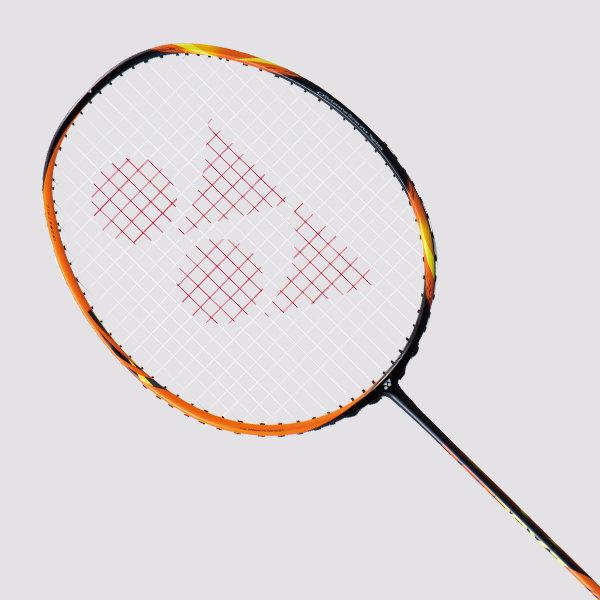 Yonex Astrox 7 Badminton Racket - Black/Orange