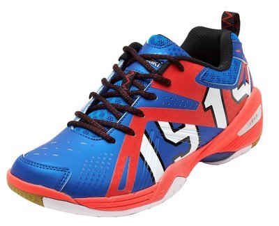 Kawasaki JuFeng K515 Shoes - Blue/Red/White
