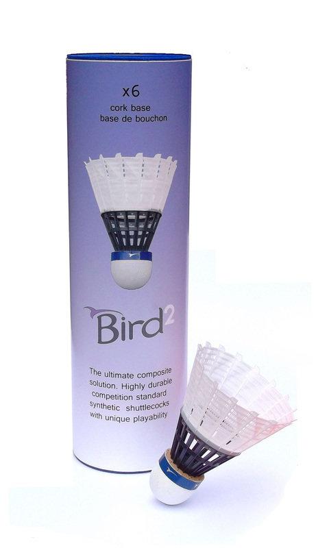 Ashaway Bird 2 Badminton Shuttlecock