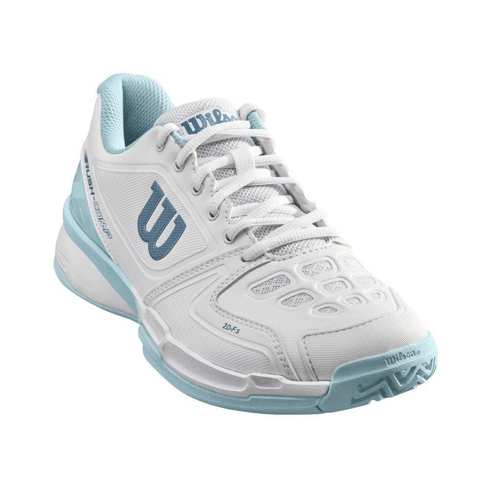 Wilson Rush Comp Womens Tennis Shoes - White