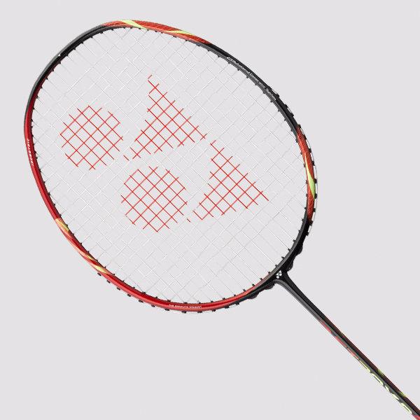 Yonex Astrox 9 Badminton Racket - Black/Red