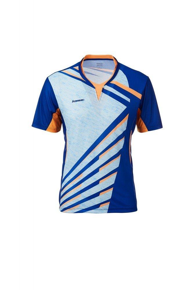 Kawasaki Men's Tournament Shirt - Blue