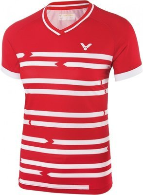 Victor Team Denmark Shirt - Ladies