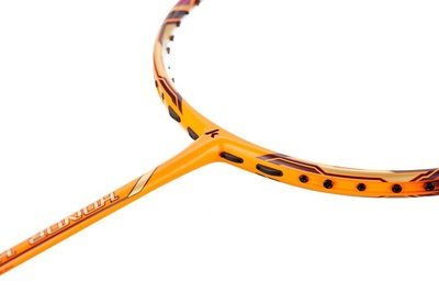 Kawasaki Honor H6 Badminton Racket - Orange/Black