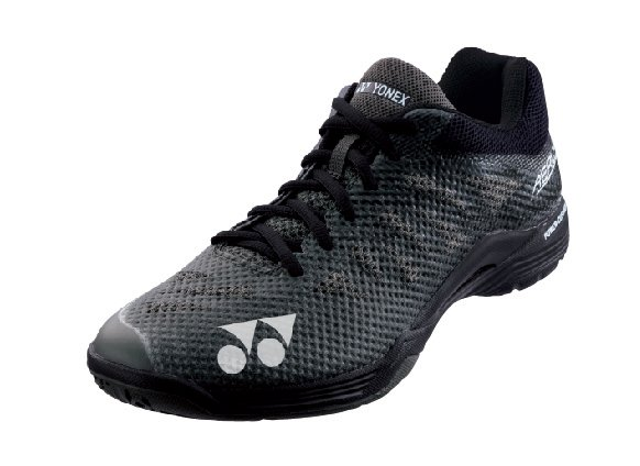 Yonex Power Cushion Aerus 3 Men's Badminton Shoes - Black