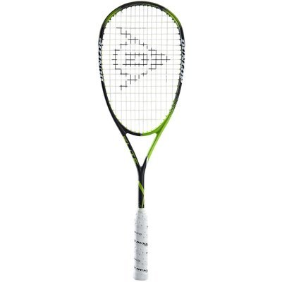 Dunlop Precision Elite Squash Racket - Green/Black