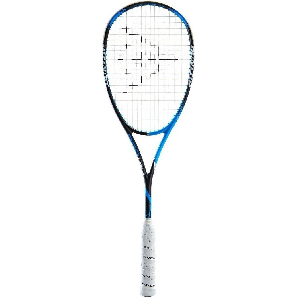 Dunlop Precision Pro 130 Squash Racket - Blue/Black