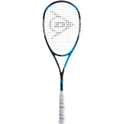 Dunlop Precision Pro 130 Squash Racket - Blue/Black