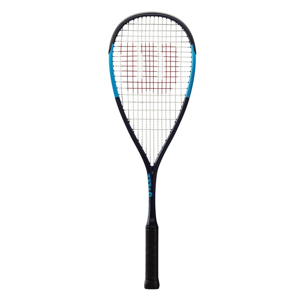 Wilson Ultra Countervail Squash Racket - Dark Blue