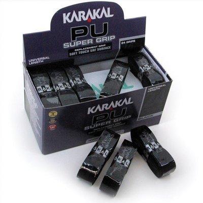 Karakal PU Grips Box 24 - Black