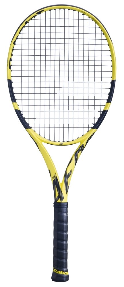Babolat Pure Aero Tennis Racket - Yellow