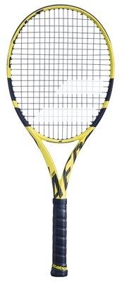 Babolat Pure Aero Tennis Racket - Yellow