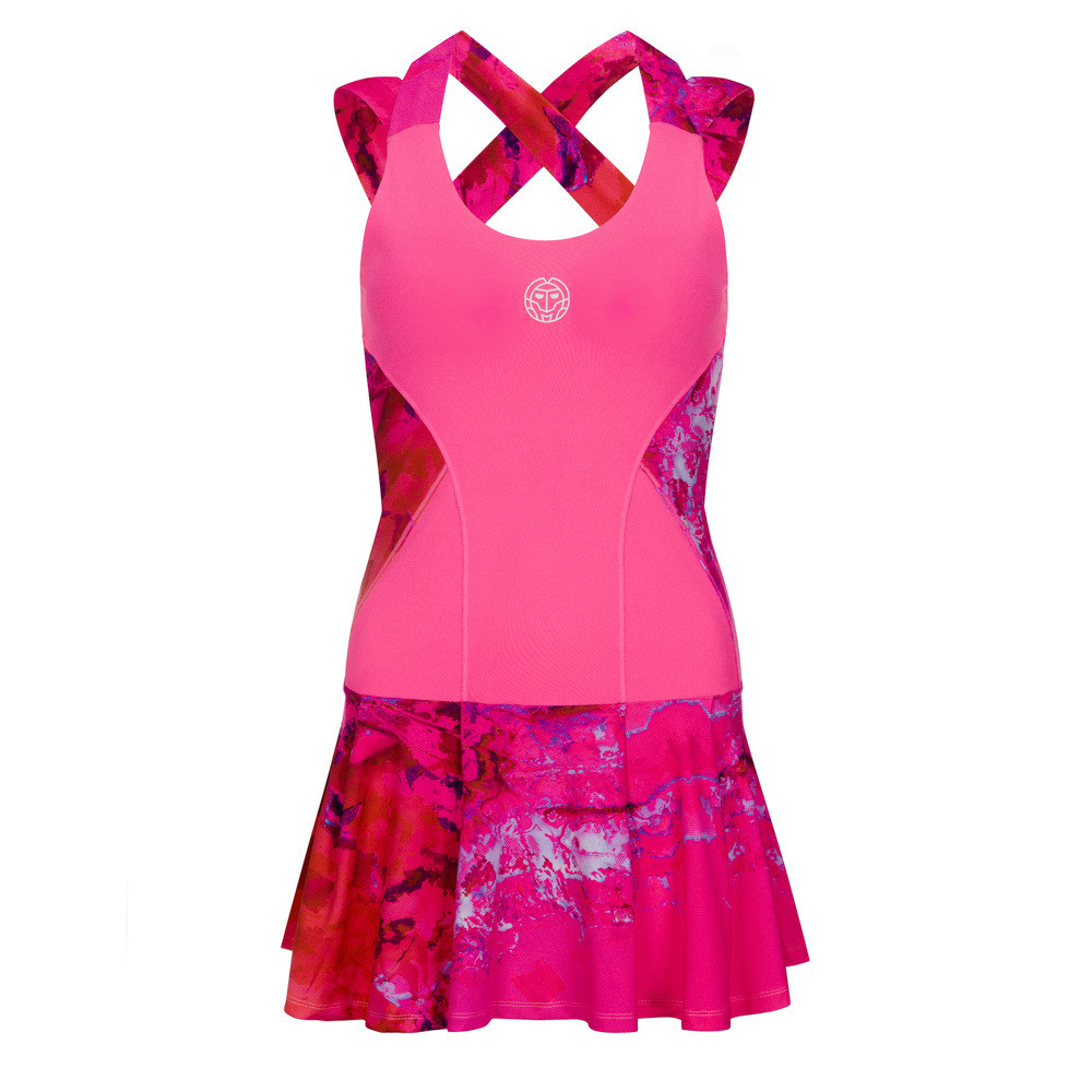 Bidi Badu Lipa Tech Tennis Dress (2 in 1) - Pink