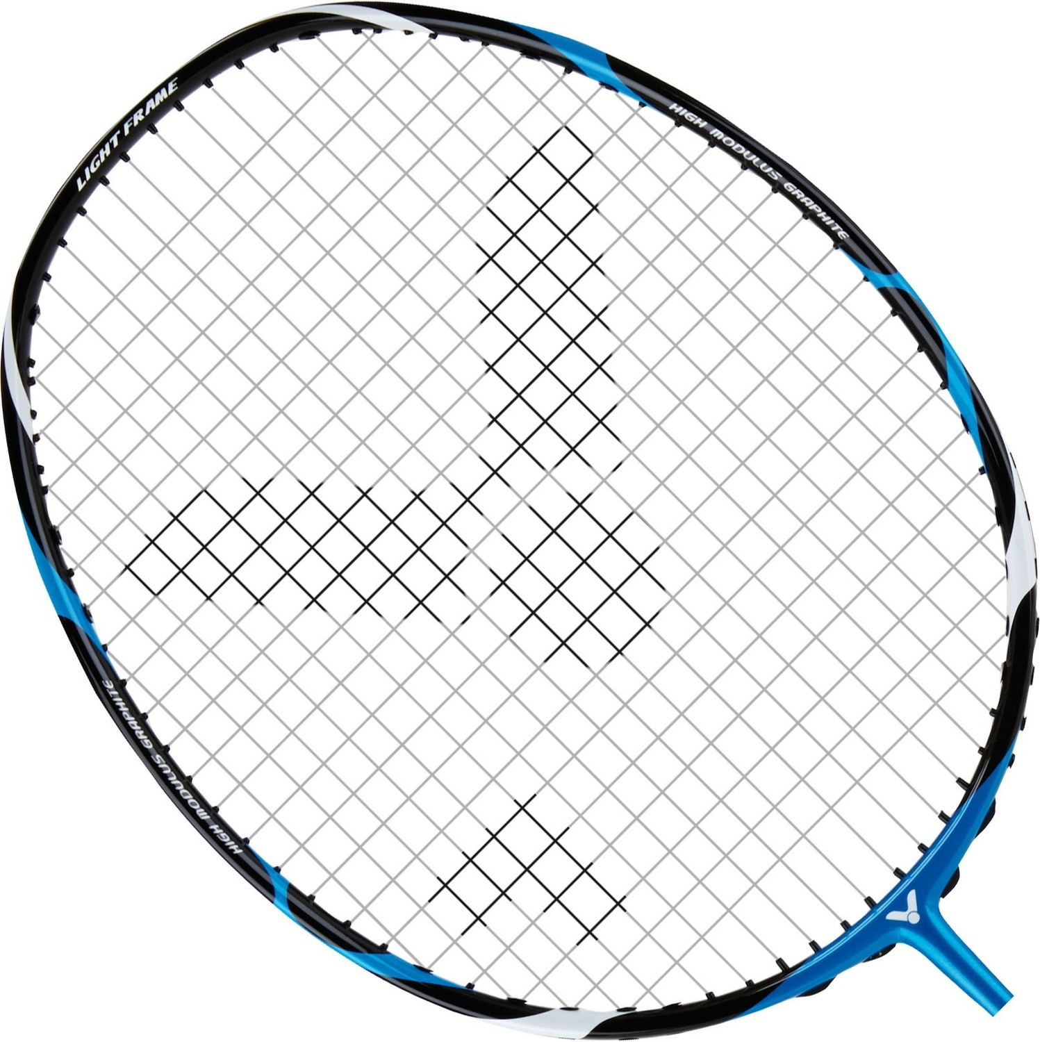 Victor Lightfighter 7000 Badminton Racket - Blue
