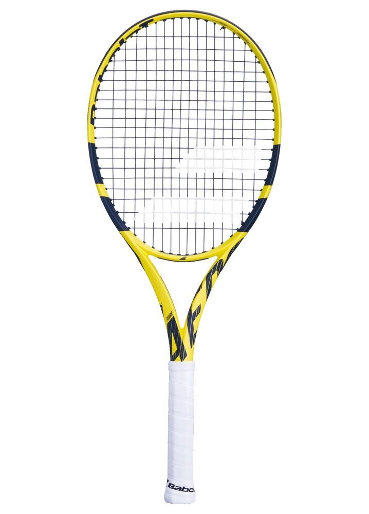 Babolat Pure Aero Lite Tennis Racket - Yellow