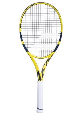 Babolat Pure Aero Lite Tennis Racket - Yellow