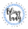 The Bling Lady@JNS Design