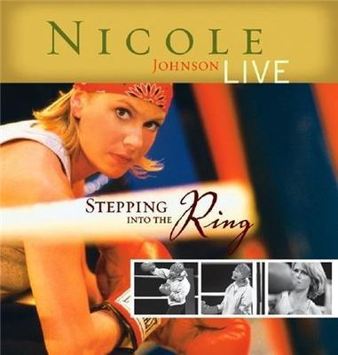 Stepping Into the Ring DVD SINGLE