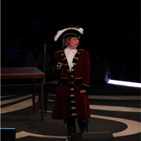 Captain Hook (INSTANT DOWNLOAD)