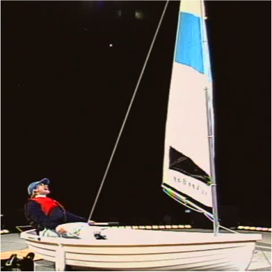 Raising the Sail  (INSTANT DOWNLOAD)