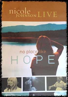 No Place Like Hope DVD