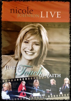 Just a Touch of Faith DVD