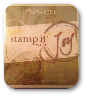 Stamp it with Joy DVD