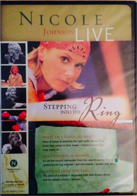 Stepping Into the Ring DVD