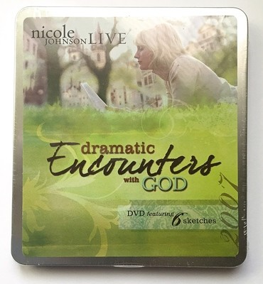 Dramatic Encounters with God DVD