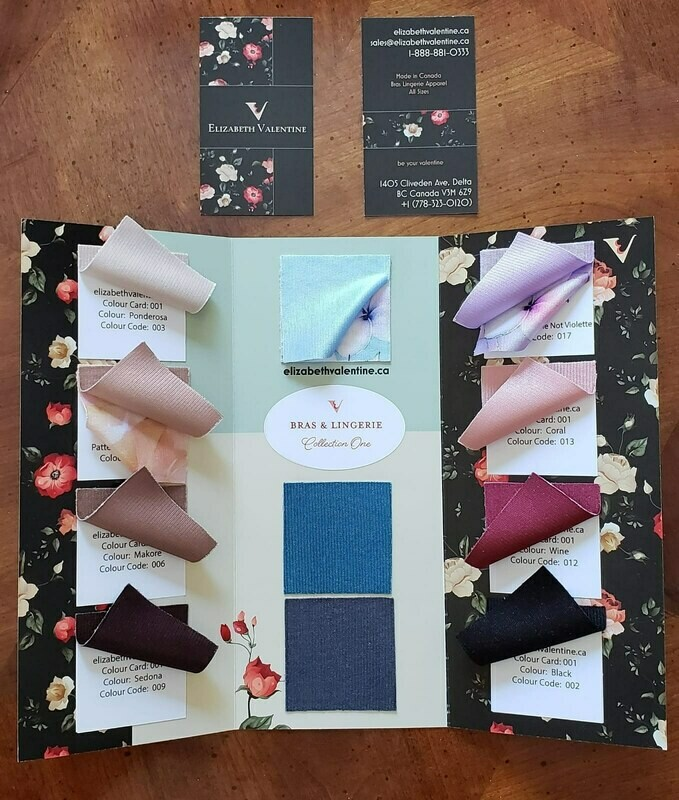 Lingerie Swatch Collection One