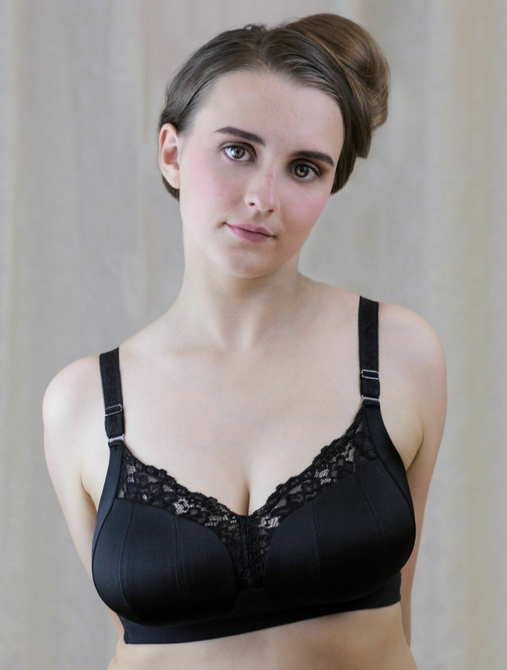 Dahlia Wireless Cup Lined Soft Cup Bra in 11 Colours