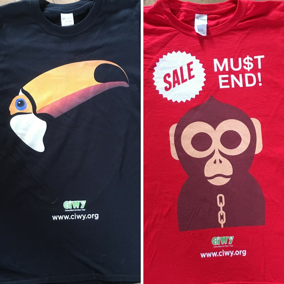T-shirts / Camisetas