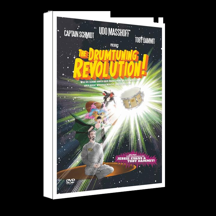 The Drumtuning Revolution [DOWNLOAD / DEUTSCH]