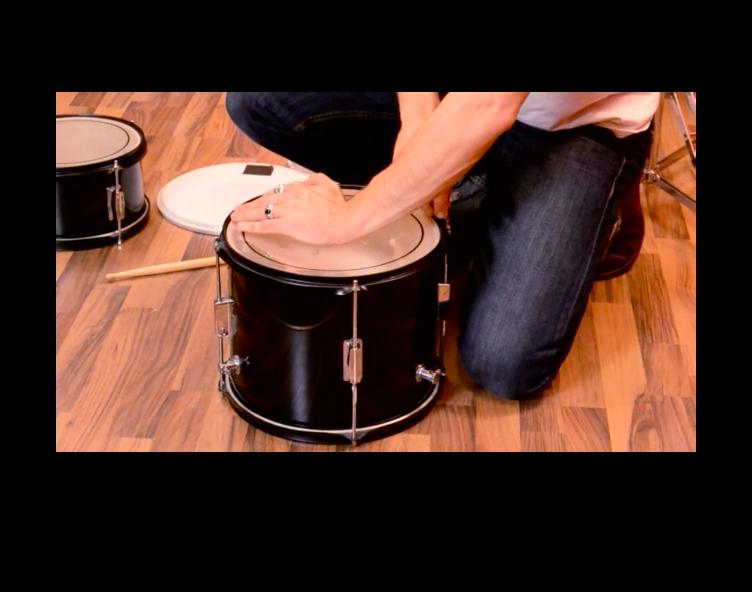 Z___Single Video Lesson: Tom Tuning [DOWNLOAD / DEUTSCH]