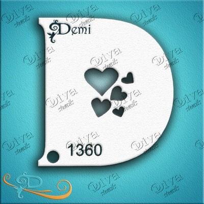 Diva Demi Baby Hearts