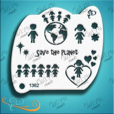 DC Save the Planet
